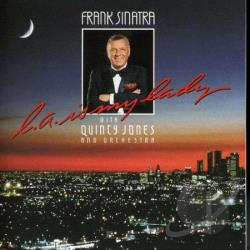 Sinatra, Frank - L.A. Is My Lady CD Cover Art