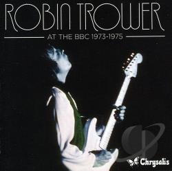 Trower, Robin - At the BBC 1973-1975 CD Cover Art