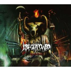 Job For A Cowboy - Ruination + Doom EP CD Cover Art
