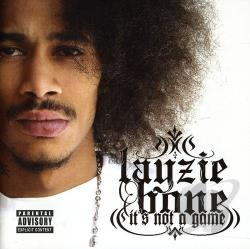 Layzie Bone - It's Not a Game CD Cover Art