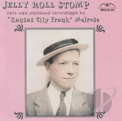 Melrose, Frank - Jelly Roll Stomp CD Cover Art