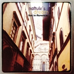 Naftule's Dream - Live in Florence CD Cover Art