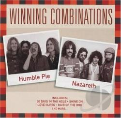 Humble Pie - Winning Combinations CD Cover Art
