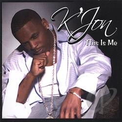 K'Jon - This Is Me CD Cover Art