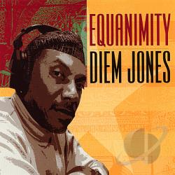 Jones, Diem - Equanimity CD Cover Art