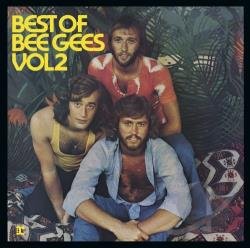 Bee Gees - Best of Bee Gees, Vol. 2 CD Cover Art