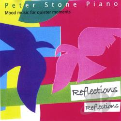 Stone, Peter - Reflections CD Cover Art