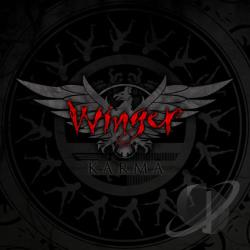 Winger - Karma CD Cover Art