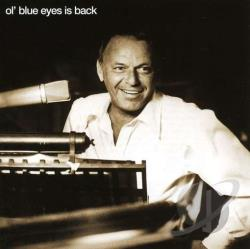 Sinatra, Frank - Ol' Blue Eyes Is Back CD Cover Art