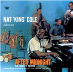 Cole, Nat King - After Midnight: The Complete Session DB Cover Art
