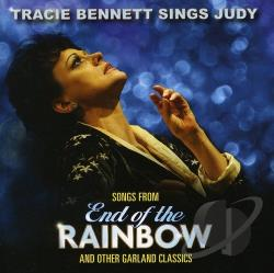 Bennett, Tracie - End of the Rainbow: Tracie Bennett Sings Judy CD Cover Art