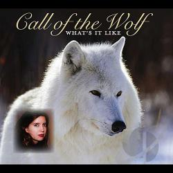 Captain Wolf Band - Call of the Wolf CD Cover Art