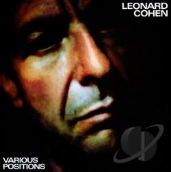 Cohen, Leonard - Various Positions LP Cover Art