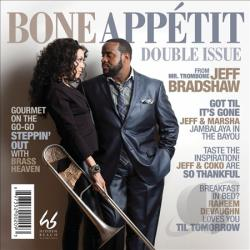 Bradshaw, Jeff - Bone Appetit, Vol. 1: Main Course CD Cover Art