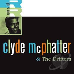 Mcphatter, Clyde & The Drifters - Clyde Mcphatter & The Drifters LP Cover Art