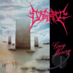 Disgrace - Grey Misery CD Cover Art
