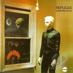 Numan, Gary / Tubeway Army - Replicas Redux CD Cover Art