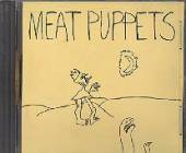 Meat Puppets - In A Car CD Cover Art