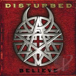 Disturbed - Believe CD Cover Art
