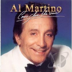 Martino, Al - Come Share The Wine CD Cover Art