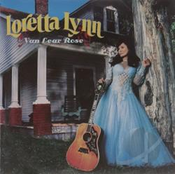 Lynn, Loretta - Van Lear Rose CD Cover Art