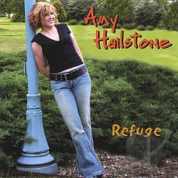 Hailstone, Amy - Refuge CD Cover Art