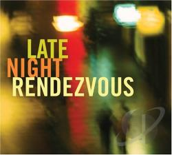 Late Night Rendezvous CD Cover Art