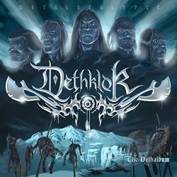 Dethklok - Metalocalypse: The Dethalbum CD Cover Art