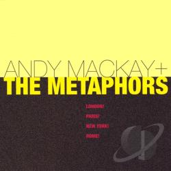 MacKay, Andy - London Paris New York Rome CD Cover Art