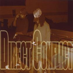Direct Conflict - Welcome 2 Elmira CD Cover Art