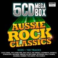 Aussie Rock Classics CD Cover Art