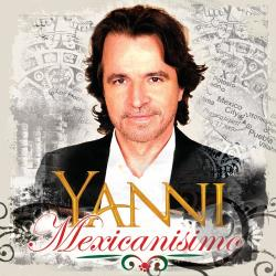 Yanni - Mexicanisimo CD Cover Art