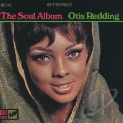 Redding, Otis - Soul Album CD Cover Art