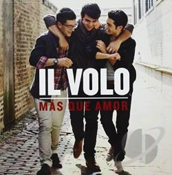 Il Volo - Mas Que Amor CD Cover Art