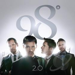 98 Degrees - 2.0 CD Cover Art