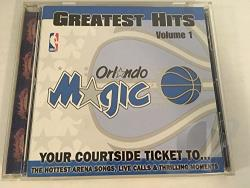 Orlando Magic Greatest Hits CD Cover