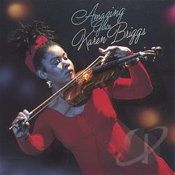 Briggs, Karen - Amazing Grace CD Cover Art