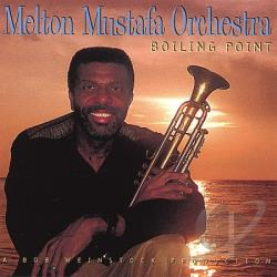 Mustafa, Melton Orchestra - Boiling Point CD Cover Art