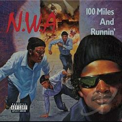 N.W.A - Niggaz4life CD Cover Art