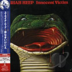 Uriah Heep - Innocent Victim CD Cover Art