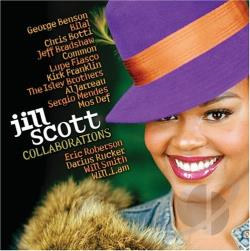 Scott, Jill - Collaborations CD Cover Art