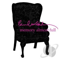 McCartney, Paul - Memory Almost Full CD Cover Art