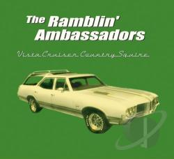 Ramblin' Ambassadors - Vista Cruiser Country Squire CD Cover Art