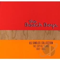 Beach Boys - U.S. Singles Collection: The Capitol Years 1962-1965 CD Cover Art