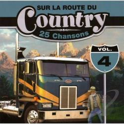 Sur La Route du Country, Vol. 4 CD Cover Art