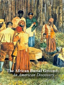 Ossie Davis & Ruby Dee - African Burial Ground: an American Discovery DVD Cover Art