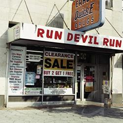 McCartney, Paul - Run Devil Run CD Cover Art