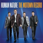 Human Nature - Motown Record CD Cover Art