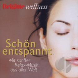 Wellness, Brigitte - Brigitte Wellness CD Cover Art