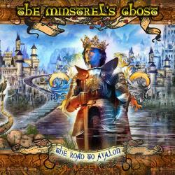 Minstrel's Ghost - Road to Avalon CD Cover Art